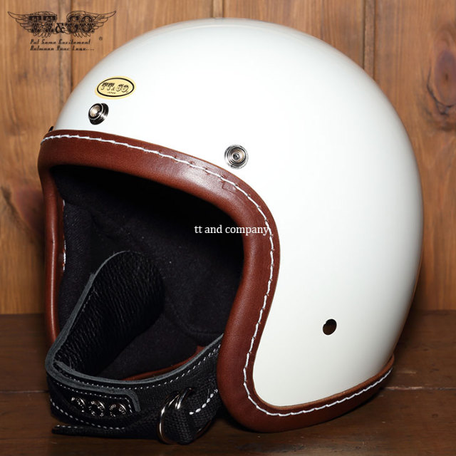 500-TX Leather Rim Shot Style Brown Ivory