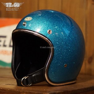 500-TX Gingira Metal Flake Light Blue