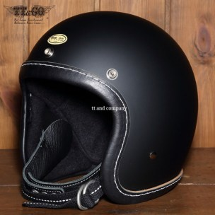 500-TX Leather Trim Shot Style Black Matt Black