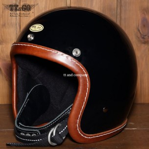 500-TX Leather Rim Shot Style Brown Black