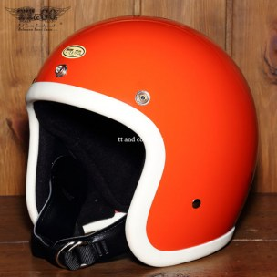 500-TX Ivory Rubber Trim Style Orange