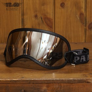 Toecutter Goggles Clear Mirror