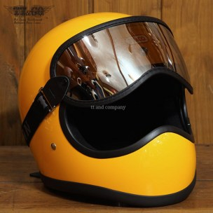 Toecutter Standard Yellow with Clear Mirror Goggles Set