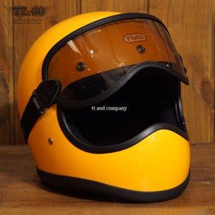 Toecutter Standard Yellow with Light Smoke Goggles Set