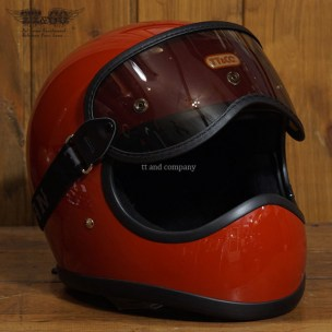 Toecutter Standard Red with Light Smoke Goggles Set